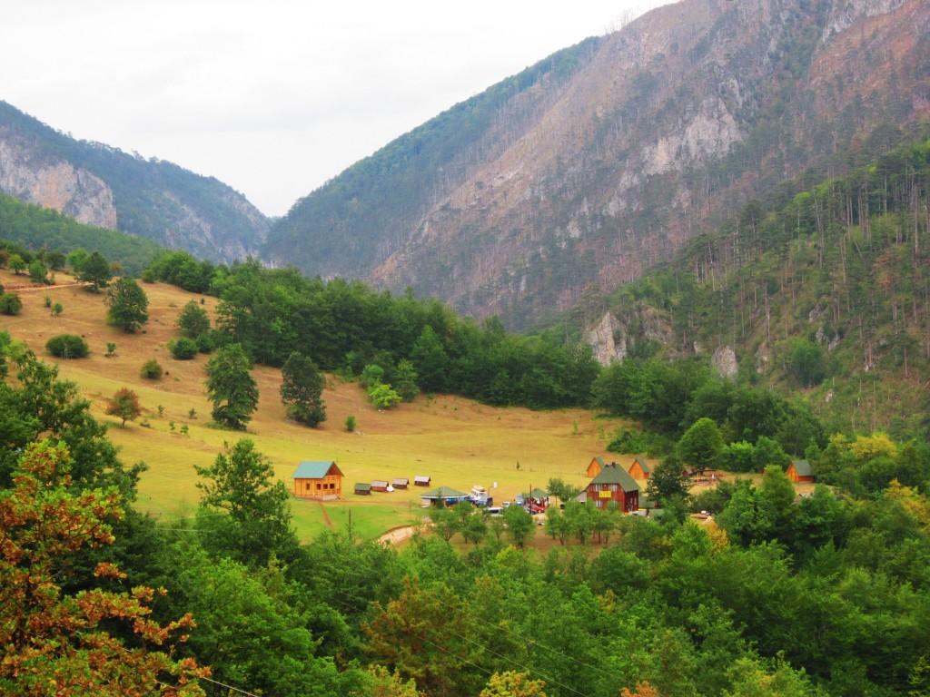 Parcul Durmitor-panorama