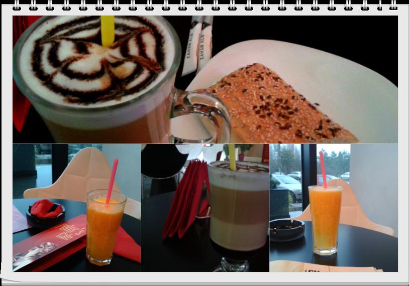"""la cafenea"""