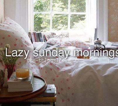 """dimineti de duminica"""