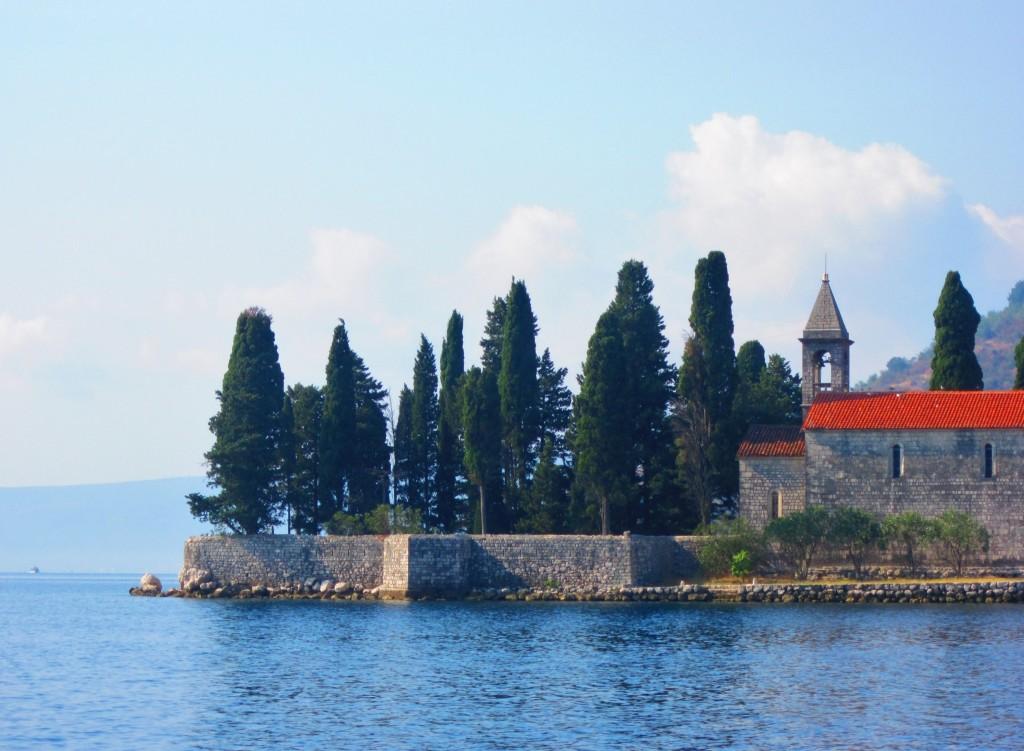 Insule Sf Gheorghe-Kotor-Muntenegru