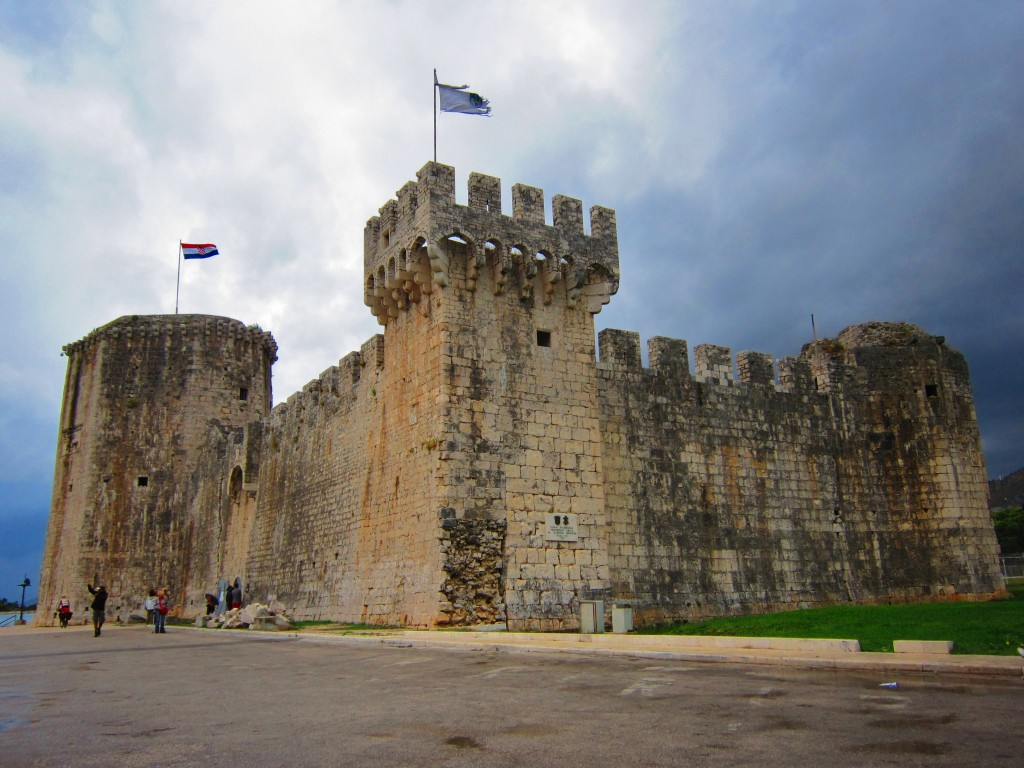 Fortareata-Kamerlengo-Trogir