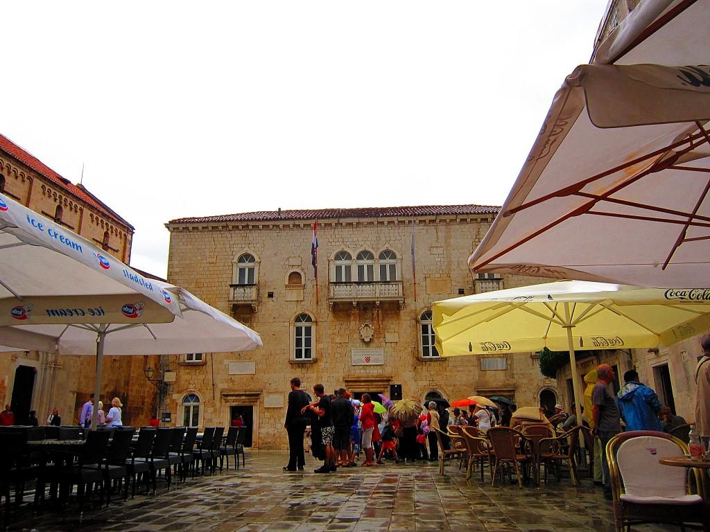 Piata-Ioan-Paul-al-ll-lea-Trogir