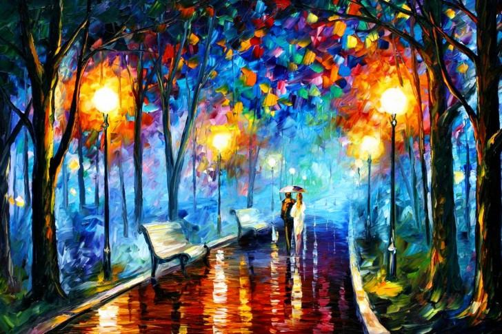 indragostiti-in-parc-prin-ploaie