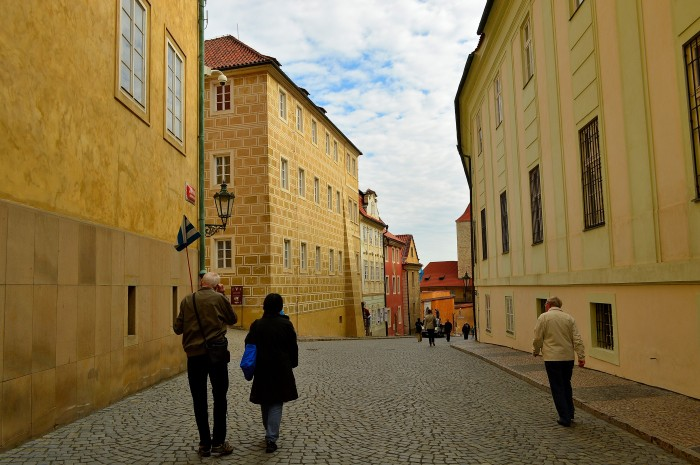 Castelul-Praga
