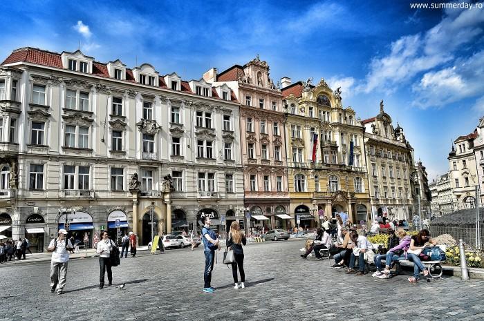 Old-Town-Square-Praga