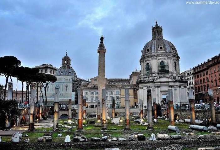 trajan-forum