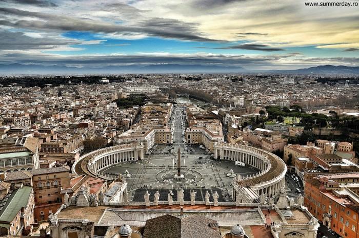 Vaticanul-vazut-din-cupola