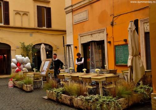 restaurante-roma-trastevere