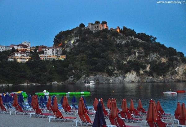 Parga-Castle