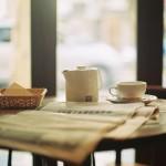 in cafenea